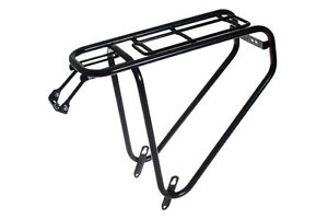 Steco Power Safety Carrier Rear Bike Pannier Rack Carry