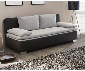 Schlafsofa, Sofa, 2sitzer, Bettsofa, Couch Mit