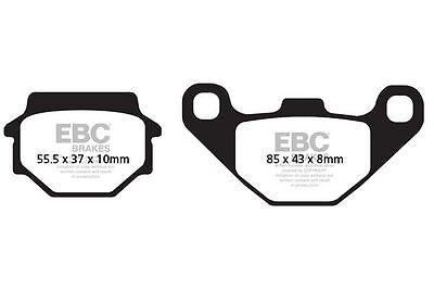 FIT TGB Blade 450 SE (4x4) 10>11 EBC REAR ORGANIC BRAKE