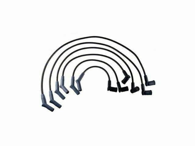 For 2001-2007 Ford Taurus Spark Plug Wire Set 45358KF 2002