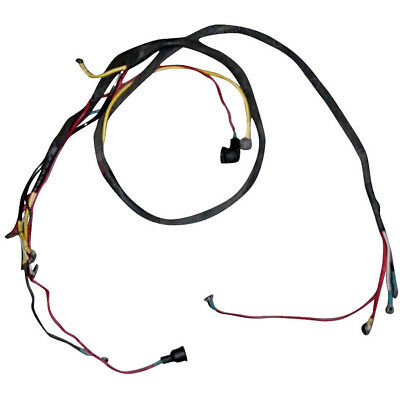 FORD WIRING HARNESS FOR 8N SIDE DISTRIBUTOR GENERATOR