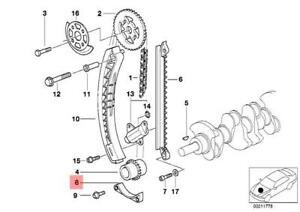 Genuine BMW E34 E36 E46 Z3 Cabrio Compact Timing Chain