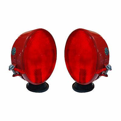 side indicator light set for bedford tj commercial trucks ebay
