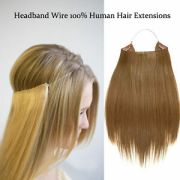 human hair invisible extension