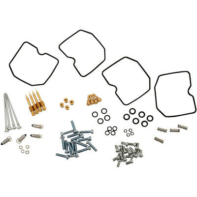 Carburetor Carb Repair Kit For 1986-2003 Kawasaki ZG1200B