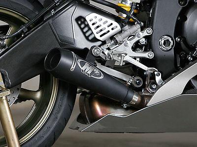 m4 exhaust yamaha r6 2006 2020 gp gp mount slip on with black muffler ebay
