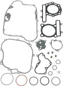 Moose Complete Engine Gasket Kit fits Kawasaki KSF250A