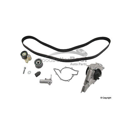 New ContiTech Engine Timing Belt Kit with Water Pump