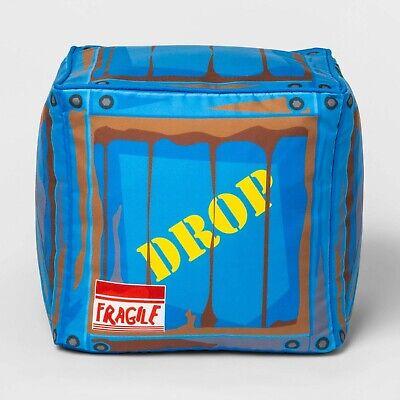 fortnite stuffed plush dropbox drop box stuffed plush pillow block toy large new ebay