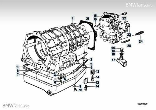 ZF 4HP16 4HP20 4HP22 4HP24 6HP26 TRANSMISSION WORKSHOP