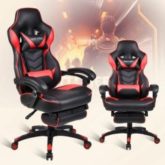 Recliner Gaming Chair Wedding Covers Wholesale China Racing High Back Executive Reclining Computer Office Footrest Desk