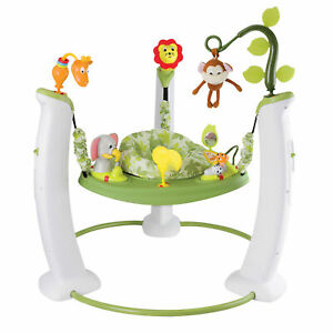 details about exersaucer evenflo