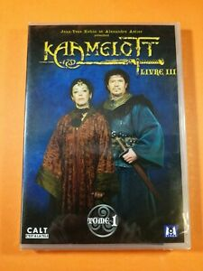Kaamelott Livre 3 Tome 3 : kaamelott, livre, KAAMELOTT, LIVRE, Blister, Yooplay