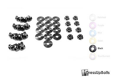 Dress Up Bolts for 99-04 Ford Mustang GT & Cobra Black