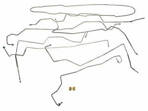 Dorman 17JF67S Brake Hydraulic Line Kit Fits 2001-2004