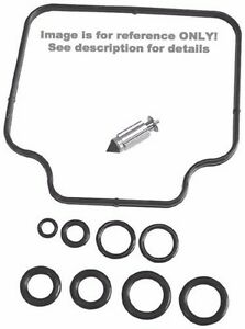 K&L Supply 18-2430 Carburetor Repair Kit for Honda CB550SC