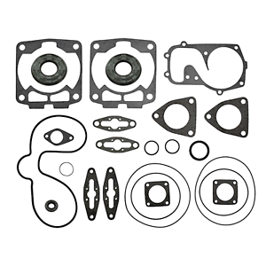 NEW POLARIS 600 COMPLETE GASKET SET OIL SEALS 2000-2006 00
