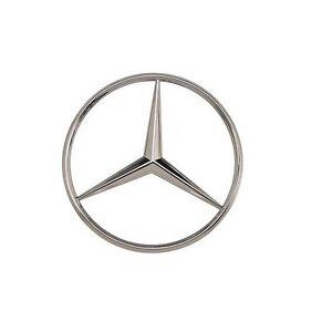 For Mercedes W126 350SDL 380SEL Emblem Genuine 1267580158