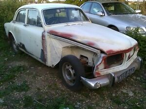 volvo amazon barn find, project, ratrod.