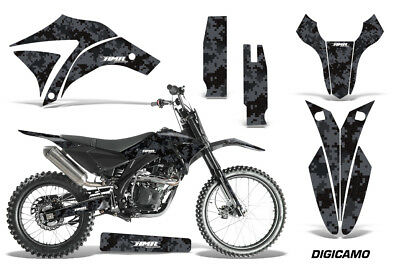 Dirt Bike Graphics Kit MX Decal Sticker Wrap For Apollo