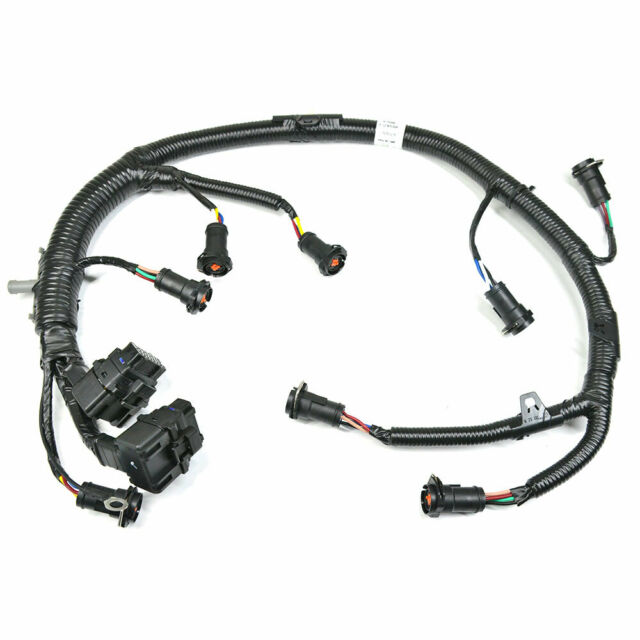 Fuel Injector Module Wiring Harness For 03-07 Ford 6.0L