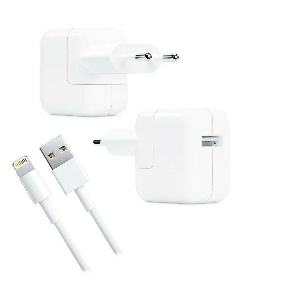 12W Netzteil Ersatz für iPad 5 6 Air 2 Pro iPhone 8 7 6