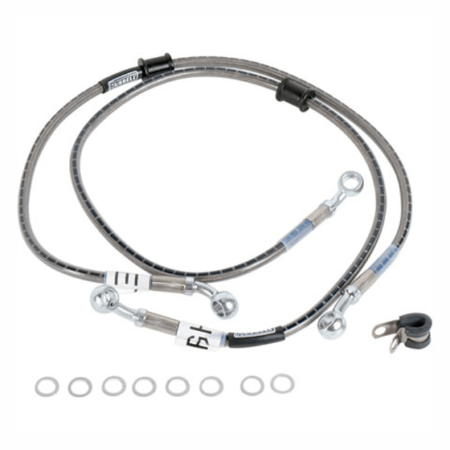 RussellCycleflex Brake Lines TwO-Line Race Kit~2008