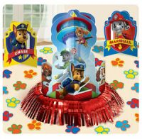 23 Piece Paw Patrol Birthday Party Table Centrepiece