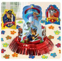 23 Piece Paw Patrol Birthday Party Table Centrepiece ...