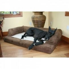 Orthopedic Sofa Bed Uk Palliser Leather Set Xxl Dog Foam Couch Extra Large Size ...