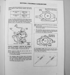 bolens 1253 lawn mower garden tractor tecumseh hh120 engine service manual ebay [ 800 x 1066 Pixel ]
