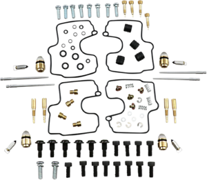 Parts Unlimited Carburetor Rebuild Kit 00-09 Yamaha