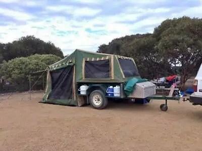 eyre explorer camper trailer