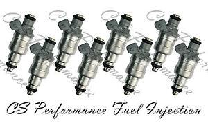 OEM Siemens Fuel Injectors Set for 1998-1999 Dodge Durango