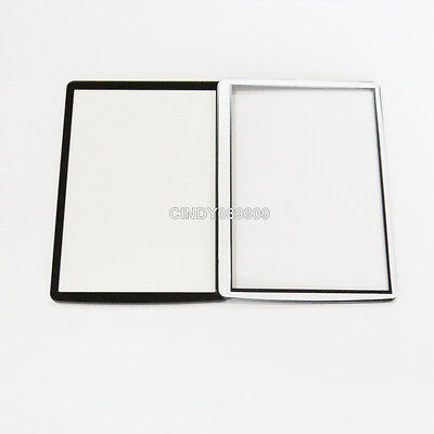 New Window Display Outer Glass Screen For Canon EOS 550D
