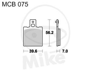 TRW Lucas Brake Pads MCB75 Rear Moto Guzzi V11 1100 le Men