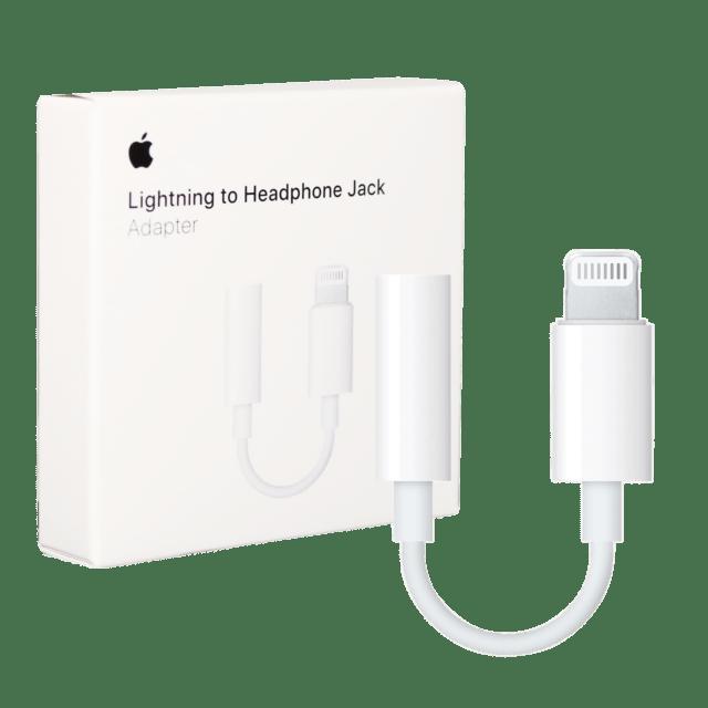 Apple Lightning to 3.5mm Headphone Jack Adapter for sale