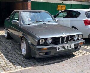 BMW E30 BAUR DELPHINE GREY 318i