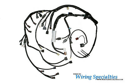 Wiring Specialties OEM Engine Harness for R32 RB20DET RB