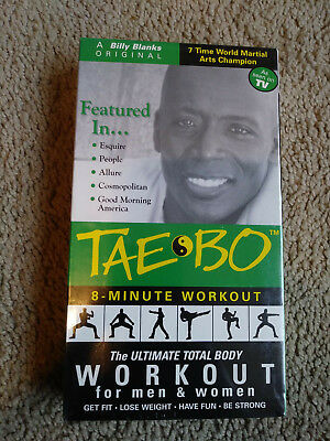 Tae Bo 8 Minute Workout Aerobics Billy Blanks Torrent Downloads...