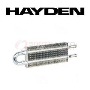 Hayden Power Steering Oil Cooler for 2002-2009 Chevrolet