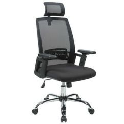 Ergonomic Office Chair Ebay How To Make A New Black Desk Task High Back Executive Image Is Loading