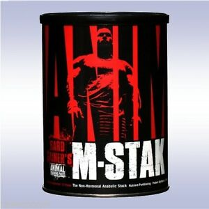 Universal Nutrition Animal M Stak 21 Packs Bcaa Stack