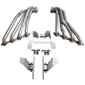 LS1/LSx Engine T56 Transmission Mounts Headers For Nissan