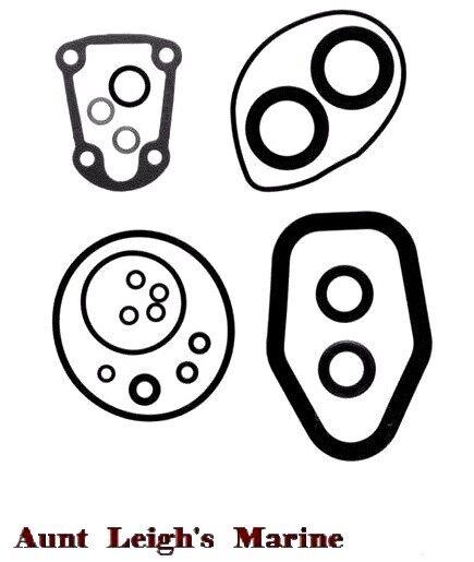 Sierra 18-2660 Johnson EVINRUDE Lower Unit Seal Kit 396349