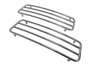 Chrome Top Rails for 1993-2013 Harley Davidson FLH Touring