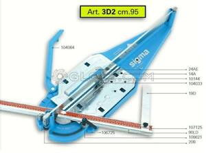 details about spare parts and accessoires for tile cutter sigma 3d2