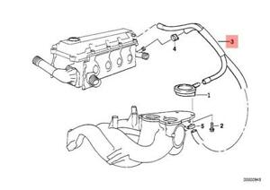 Genuine BMW E34 E36 E46 Z3 Cabrio Cooling System Water