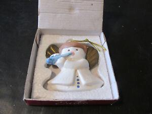 Per la casa mi diverto a realizzare anche le storie d'argilla, piccoli. Ceramica Angioletto Decorato Cado Piccoli Oggetti Decorativi Ebay