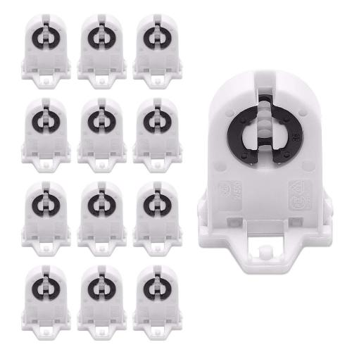 small resolution of lustreon non shunted 600w t8 lamp holder socket for led fluorescent tube replace for sale ebay